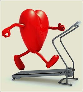 cuore in corsa