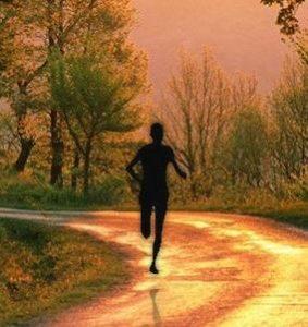 Correre-al-tramonto