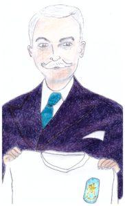 P. De Coubertin