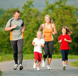 running-with-kids